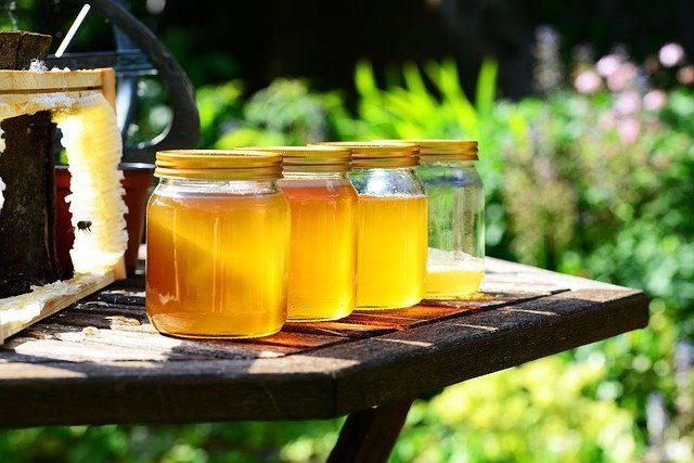 miel de las abejas
